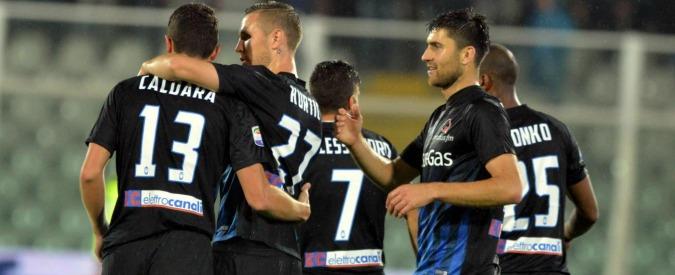 Serie A, Atalanta meglio della Juve: dal 25 settembre 6 vittorie in 7 giornate