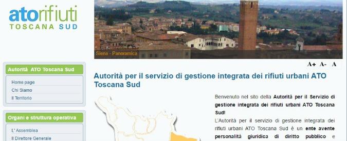 Rifiuti e gare truccate, l'Anticorruzione chiede il commissariamento di Sei Toscana