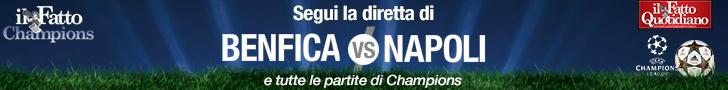 BENFICA-NAPOLI