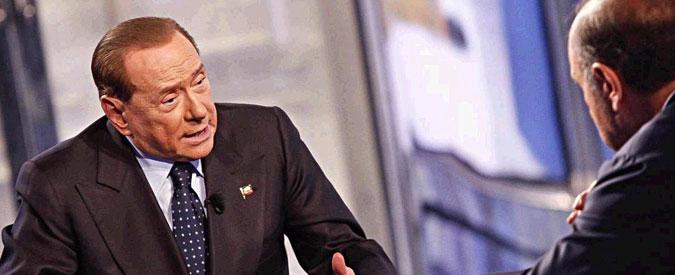 """Riforme, Berlusconi: """"Mediaset per Sì? Teme ritorsioni"""". Guerini: voto nel 2017 col No. Poi dietrofront: """"Decide Colle"""""""
