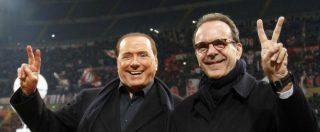 """Centrodestra, Berlusconi ha già scaricato Parisi: """"Non può avere un ruolo se continuano i contrasti con Salvini"""""""