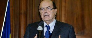 """Pd, è scontro totale. Bersani: """"Arroganti"""". Guerini: """"Lui è stato sleale"""". Renzi: """"Fronte del No tenta spallata a governo"""""""