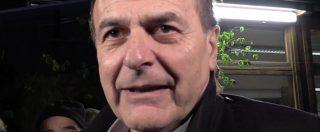 """Referendum, Bersani: """"Sì di Prodi? Io non succhio l'osso e non lascio il No alle destre"""""""