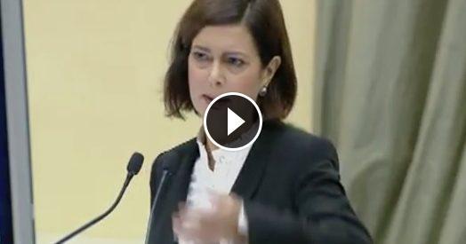 """""""Vita, morte e miracoli di una notizia falsa"""", Boldrini: """"Smontare le bufale è un atto di resistenza civile"""""""