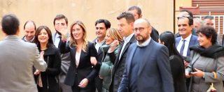 Boschi off-limits per la stampa, giornalisti calabresi urlano contro i dirigenti Pd. Il 'buttafuori'? Un ex grillino