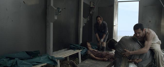 Caina, il film sulla 'trovacadaveri' di migranti