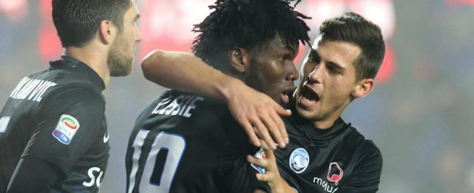 Serie A, le sorprese di Atalanta (che batte la Roma) e Lazio. Juventus in fuga