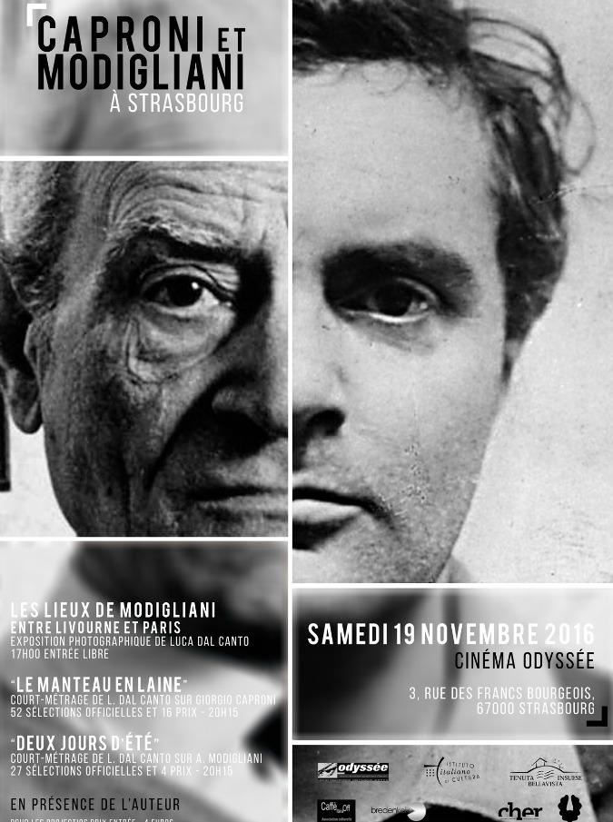 Caproni e Modigliani sono vissuti a poche decine di anni di distanza. Con Pietro Mascagni sono due degli artisti più celebri di Livorno