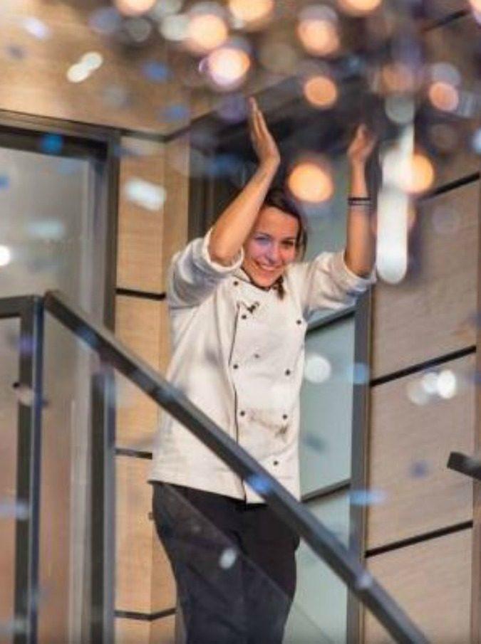 Hell's Kitchen Italia, chi è la vincitrice Carlotta Delicato