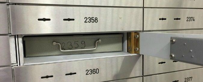 Voluntary disclosure, nessun divieto per banconote e oro in cassetta