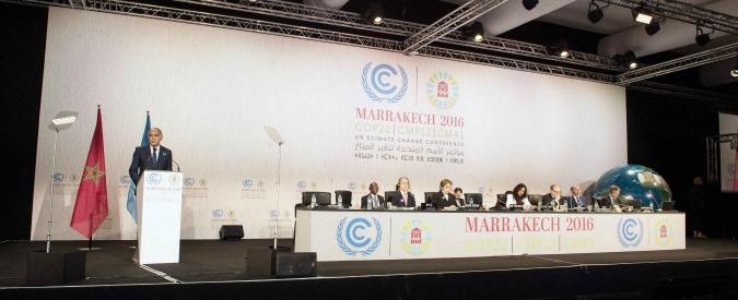 """Sogesid, """"14 dipendenti dell'azienda su 23 membri della delegazione del ministero dell'Ambiente alla conferenza sul clima"""""""