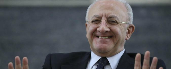 """Sanità Campania, chiuse le indagini per Enrico Coscioni. """"Consigliere di De Luca fece pressioni per liberare una poltrona"""""""