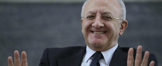 """Vincenzo De Luca, lo staff ai pm: """"I comitati per il Sì? In Campania neppure esistevano"""""""
