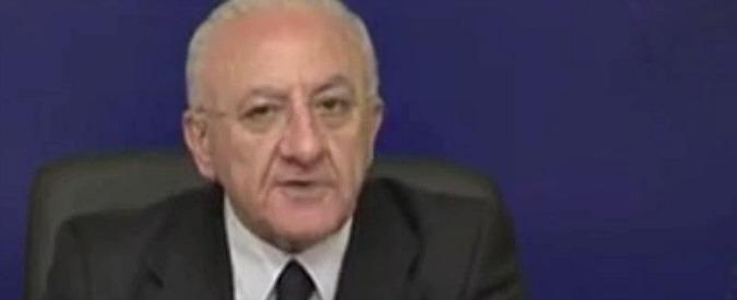 Vincenzo De Luca indagato per istigazione al voto di scambio. Pm sente il portavoce sul caso fax