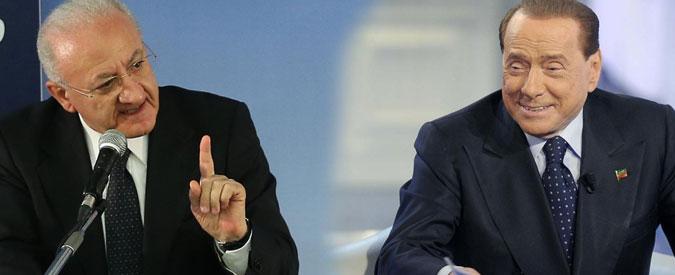 """""""De Luca scherzava"""", la giustificazione del Pd copiata da Fi. Quando assolveva sempre Berlusconi: dalla mafia al kapò - 7/8"""