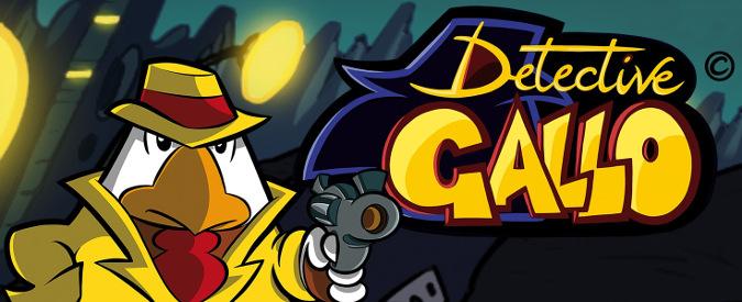 Detective Gallo, il pennuto investigatore riuscirà a risolvere il terribile pianticidio?
