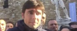 """Restitution Day, Di Battista: """"Quella di Renzi è una frittura-di-pesce-crazia. Noi siamo diversi"""""""