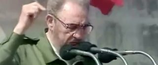 Fidel Castro morto, il concetto di rivoluzione spiegato da lider cubano