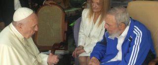 Fidel Castro, quando comunismo e Chiesa si incontravano contro 'l'ideologia capitalistica radicale'