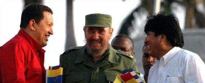 Fidel Castro? Un George Washington caraibico mancato