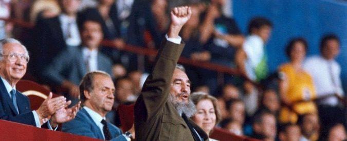 Fidel Castro, in memoria del Líder Máximo