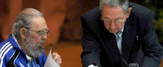 """Fidel Castro, morto a 90 anni l'ex presidente cubano. Papa Francesco: """"Cordoglio, vicino ai cubani"""". Trump: """"E' morto!"""""""
