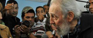 """Fidel Castro morto, Saviano: """"Dittatore. Incarcerò gli oppositori, perseguitò gli omosessuali"""". Salvini: """"Non piango"""""""