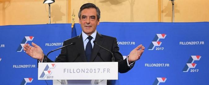"""Francia, """"storno di fondi pubblici"""": procura finanziaria apre inchiesta su stipendio moglie di Fillon"""