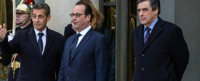 """Francia, primarie del centrodestra: trionfa a sorpresa Fillon, al ballottaggio con Juppé. Sarkozy: """"Cambio vita"""""""
