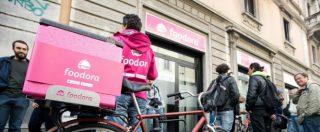 """Rider, Foodora: """"Col decreto del governo costretti a lasciare Italia"""". Di Maio: """"Nessuno demonizza, ma no ai ricatti"""""""