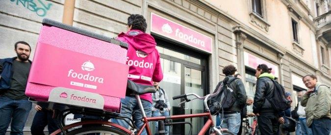 Il caso Foodora e il lavoro nella 'gig' e nella 'new' economy