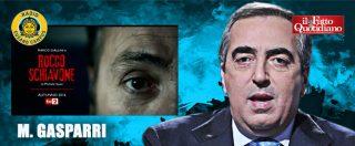 """Rocco Schiavone, Gasparri: """"Fiction Rai? Scandaloso che un poliziotto si faccia le canne"""""""