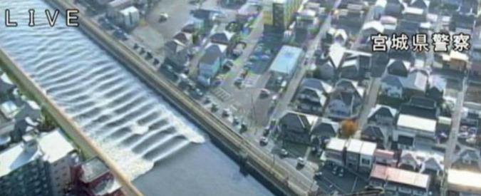 Giappone, terremoto 7.4 in area Fukushima. Rientrata allerta tsunami