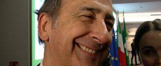"""Referendum, Sala: """"La Raggi non vuole fare la senatrice? Io sì, ma non più di un giorno a settimana"""""""