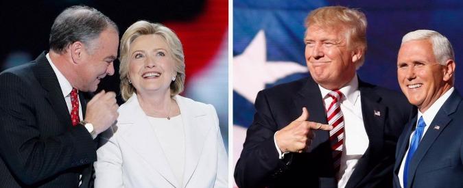 """Usa 2016, Hillary chiude la campagna con Obama: """"Superare divisioni e conflitti"""". Risultato appeso all'affluenza al voto"""