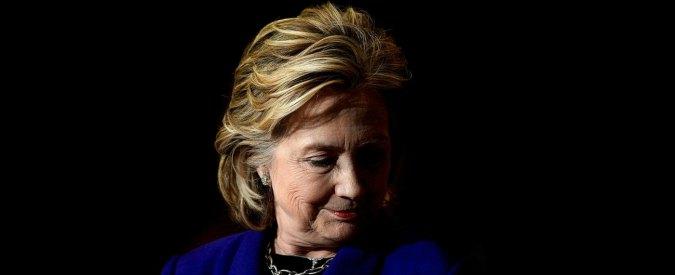 """Hillary Clinton, primo discorso dopo la sconfitta: """"Ho pensato di non uscire più di casa"""""""