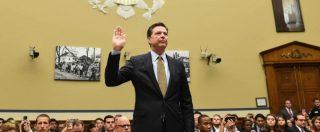 """Russiagate, l'ex capo dell'Fbi: """"Trump mi chiese di fermare l'inchiesta su Flynn"""""""