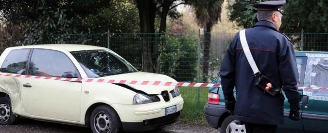 Milano, auto crivellata di colpi e ribaltata a Canegrate: uccisi due fratelli albanesi