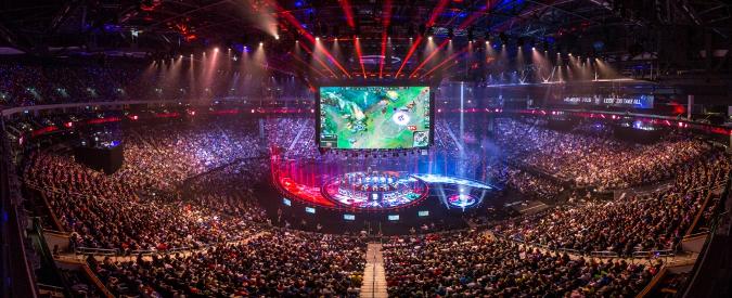eSport, numeri da sport tradizionali per il settore competitivo dei videogames