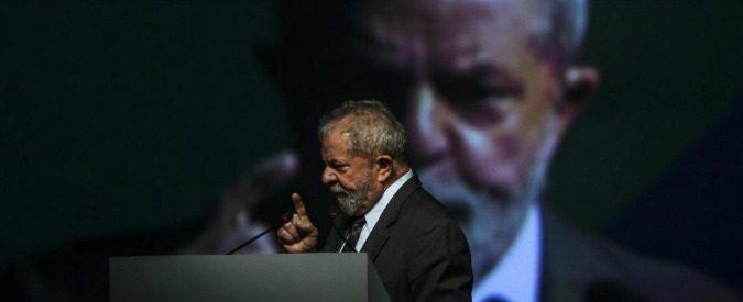 Brasile, la damnatio memoriae di Lula e di quanto di buono aveva fatto