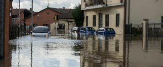 Maltempo da nord e sud: un morto e due dispersi. Allerta per Lombardia, Emilia-Romagna e Calabria