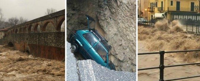 """Maltempo, allerta meteo in Liguria e Piemonte: esonda il Po a Torino. Sindaci: """"Rischio alluvione del '94, abbiamo paura"""""""
