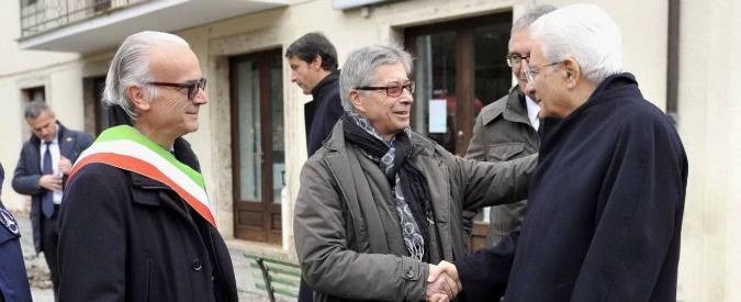 Terremoto Centro Italia, Mattarella visita le aree colpite: 'Siate forti, ricostruiremo'