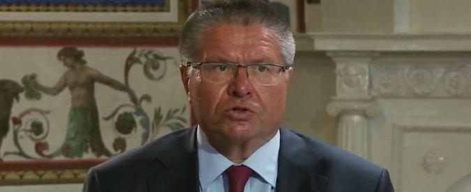 """Russia, arrestato per tangenti il ministro dell'Economia: """"Due milioni di dollari per favorire compagnia petrolifera"""""""