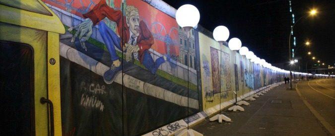 Muro di Berlino, 27 anni fa la caduta. Oggi vince Trump che minaccia di costruirne un altro