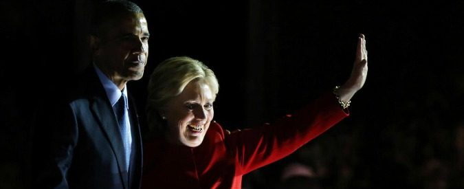 Donald Trump presidente, 'Hillary e Barack, you're fired!'