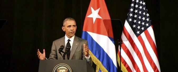 Fidel Castro, Obama non parteciperà ai funerali? Niente di più scontato in vista di Trump