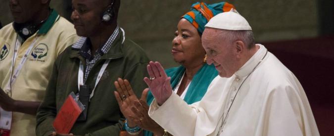 Papa Francesco e l'incontro (censurato) con i movimenti sociali mondiali