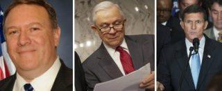 Usa, Mike Pompeo nuovo direttore della Cia. Sicurezza nazionale al filo-russo Michael Flynn