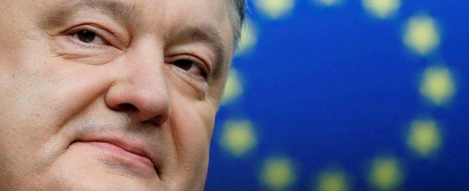 Quadri rubati a Verona, il presidente ucraino Poroshenko indagato per ricettazione